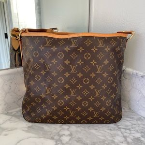 Louis Vuitton Monogram Delightful Bag